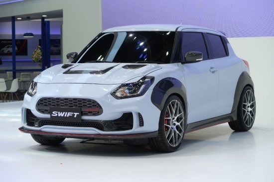 Новинка Suzuki Swift Sport