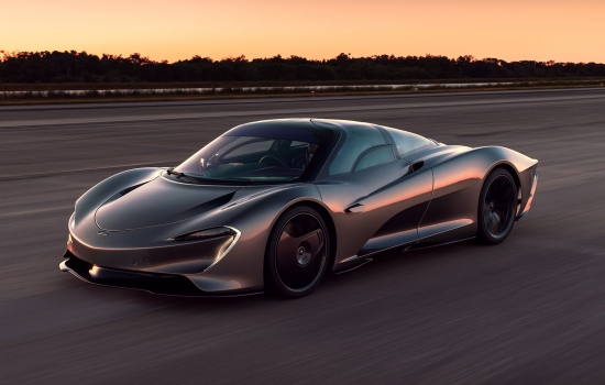 MCLAREN SPEEDTAIL READY FOR PRODUCTION: THE FIRST SALE IS SCHEDULED FOR MID 2020